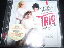 TRIO, DOLLY PARTON, EMMYLOU HARRIS AND LINDA RONSTADT My Dear Companion CD NEW