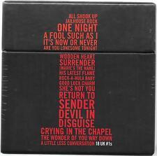 ELVIS PRESLEY - 1's - 18 x CD-Single Complete Box Set (2005) NEW & UNPLAYED..!!!