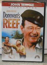 Donovans Reef (DVD, 2001) RARE 1963 JOHN WAYNE ADVENTURE COMEDY BRAND NEW