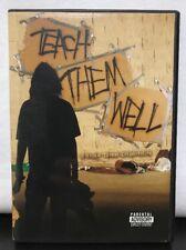 Teach Them Well Triple Threat Skate DVD Rollerblade Aggressive Inline Video 2006