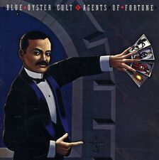 BLUE OYSTER CULT AGENTS OF FORTUNE 4 Extra Tracks REMASTERED CD NEW
