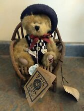 Vintage Boyds Bears Twig Furniture- Chair