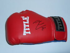 Ryan Rhodes Hand Signed Title Boxing Glove.