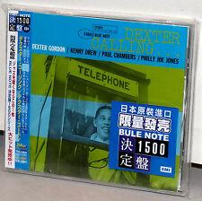 BLUE NOTE CD TOCJ-6634: DEXTER GORDON - Dexter Calling... OOP JAPAN 2005 OBI NEW