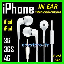 Accessoire Kit Main Libre Intra Auriculaire Blanc Universel Wiko