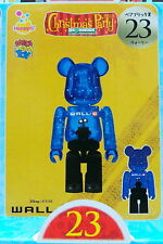 Disney X Pixar Christmas Party 2013 Bearbrick 100%  No.23 Wall E Medicom   h#7