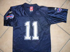 2eead3ff DREW BLEDSOE BUFFALO BILLS 11 JERSEY Youth Medium