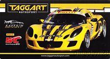 2013 Taggart Autosport Lotus Exige GTS World Challenge postcard