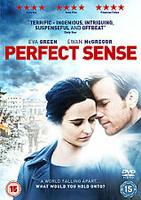 Perfect Sense. Ewan McGregor EVA Green Dvd