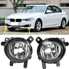 Pair Fog Light Covers Front Bumper for BMW F22 F30 F35 328i 3 Series 2012-2015