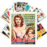 Postcards Pack [24 cards] SOPHIA LOREN Vintage Movie Posters CC1345