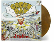Green Day Dookie Brown Colour Vinyl LP Exclusive Sealed Limited