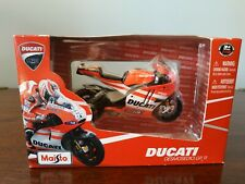 [New & Official] Maisto Ducati Desmosedici GP 11 Nicky Hayden #69