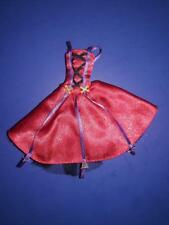 Monster High Doll Clothes Scary Tales Clawdeen Little Dead Riding Hood Red Dress
