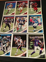 2018 Donruss Football Veterans (Complete Your Set You Pick card) 1-299 Base NFL