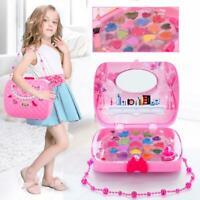 1 Set Mädchen Beauty Kosmetik Make-up Sicherheit Schminkkoffer Kinder Spielzeug