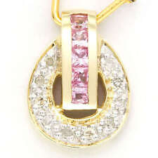 Handmade Sapphire Yellow Gold Fine Jewellery