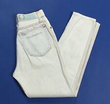 Roccobarocco jeans vintage mom hot W28 tg 42 affusolato carota usato sexy T2553