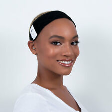 Milano Collection WiGrip Extra Hold Wig Comfort Band Reduces Headaches - Black