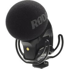 RODE Stereo VideoMic Pro On-Camera Rycote Microphone #STEREO VIDEOMIC PRO-R