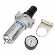 Bsp 12 Air Filter Regulator Air Compressor Moisture Water Parts For Bracket