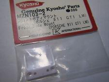 KYOSHO  MINI-Z MZN103 2 FRONT BODY MOUNT PORSCHE 911 GT1 LM