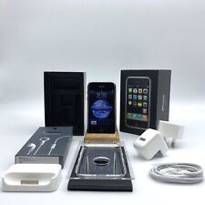 ★★ iPhone 2g  Apple 8gb First Generation A1203 New EarPods Rare Vintage 1st ★★