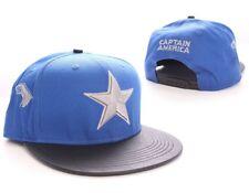 Cappello Captain America Star Logo Marvel Avengers Snapback Cap Hat