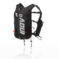 Inov8 Mens Race Elite Vest 10L Black Sports Running Breathable Lightweight