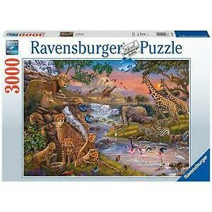 Ravensburger Animal Kingdom 3000 Piece Jigsaw Puzzle