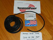 GENUINE Tecumseh Ariens MTD TORO snowblower primer fuel line 730515A By the foot