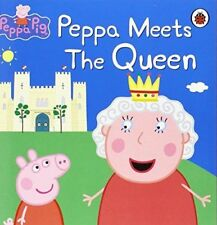 Peppa Pig Story Book - PEPPA MEETS THE QUEEN - NEW
