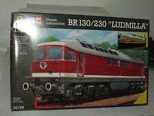 Revell Deutschland 1:87 BR 130/230 Ludmilla Diesel Lok Kit