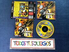 Tunnel B1 Playstation Ps1 ps2 ps3 BUENA CONDICION 3535