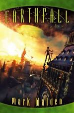 The Earthfall Trilogy - Earthfall 1 by Mark Walden 2013  Hardcover NEW