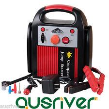 12AH 12V 900A Portable Car Jump Starter Battery Emergency Charger Pump LED