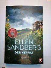 Der Verrat, Roman von Ellen Sandberg, Taschenbuch, Penguin Verlag 2019