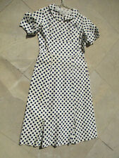 Robe d'été femme ancienne 1935 pour document