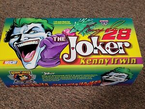 ACTION PLATINUM SERIES: #28 Kenny Irwin 1:18 Joker Limited Edition Adult NEW