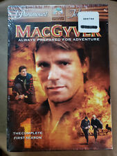 MacGyver - The Complete First Season (Dvd, 2005, 6-Disc Set) New - Shrink Wrap