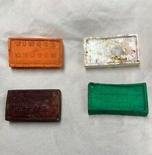 Vintage Winsor Newton Watercolour Artists Paint Blocks for Box Painting Art *