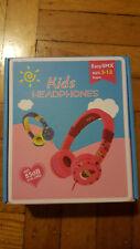 EasySMX Comfortable Kids Headset Children Headphones - Volume Limited Protection