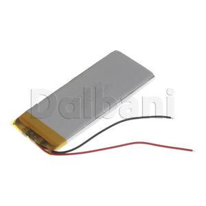 New 3.7V 2000mAh Internal Li-ion Polymer Built-in Battery 88x34x4mm 29-16-0734