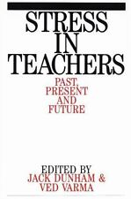 Stress in Teachers: Past, Present and Future-ExLibrary