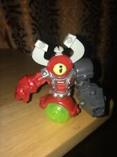 2014 McDonald's Activision Skylanders Swap Force Magna Charge #5 Buy 3 Get 4th F