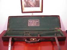 Leather Gun Case Antique Vintage Edwardian John Wilkes London shotgun motor 1930