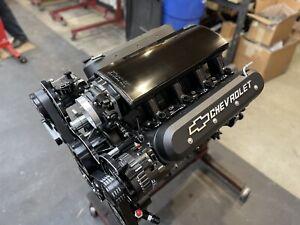 CHEVY 6.0L- 540HP 6.2L COMPLETE CRATE ENGINE PRO-BUILT/ 366 /370 LQ LS2 LS6 Ls3
