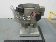 Stainless Steel Industrial Vibratory Bowl Shaker 12 Inch