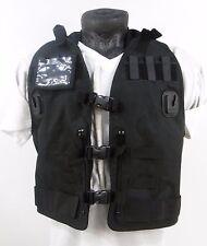 NEW Ex Police Black Remploy Hydration MK3a Equipment Utility Vest L3 RHV1