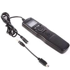 Timer Remote Shutter Cable for Nikon D7100 D7000 D5300 D5200 D3300 D600 D750 D90